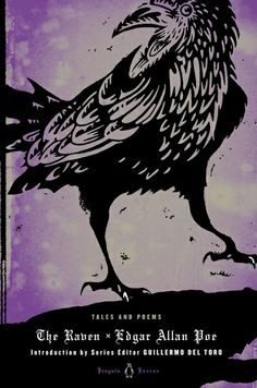 Penguin Horror Hardcovers reissue series, including introductions from series editor Guillermo Del Toro... Awesome cover art!