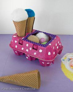 gelataio-giochi di cartone fai da te