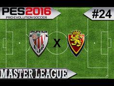 PES 2016 Master League #24 Real Zaragoza