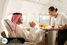 Khuyến mãi hấp dẫn đến Châu Âu cùng Etihad Airways
