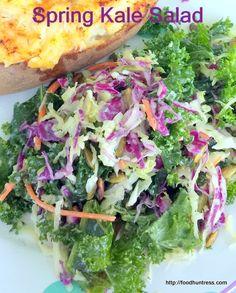 Spring Kale Salad