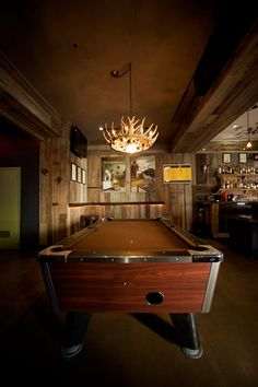 If there is going to be a man cave in my house, it will at least be decorated nicely :)