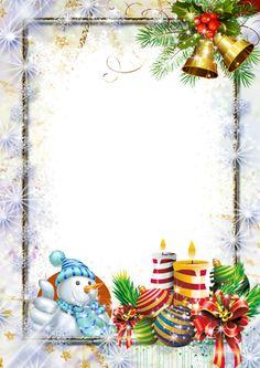 Beautiful PNG Christmas Photo Frame – Sognando i Sogni… Merry Christmas Photo Frame, Holiday Photo Frames, Christmas Frames, Christmas Pictures, Christmas Art, Vintage Christmas, Christmas Labels, Christmas Stickers, Christmas Printables