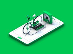 google, mobile, arcade, search, loading, tiago souza, AR, figures, development, kit, bicycle, speedometer, motion design, cardboard, VR, helmet, motion graphics, animation, smartphone, gif, android, time, machine, sports Game Ui Design, 3d Design, 4d Animation, Machine Design, Video Game Art, Cinema 4d, Motion Design, Logo Design Inspiration, Motion Graphics