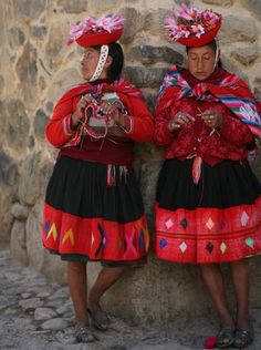 """National Geographic Photograph by Aaron Huey These portraits were taken by photographer Aaron Huey on assignment for """"The High Road to Machu Picchu"""" in the May/June 2009 issue of National Geographic Traveler."""
