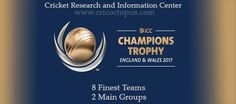 ICC Champions Trophy season 8 started from 1 June 2017