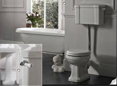 Tavistock-Low-Level-Victorian-Traditional-Legend-Toilet-Pan-Wc-Ceramic-Cistern