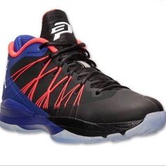 new product 06367 837b3 Jordan Shoes | Men'S Air Jordan Cp3 Vii | Color: Black/Purple | Size