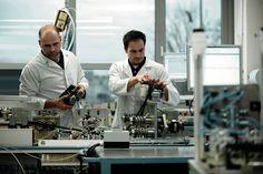 Schaeffler entwickelt und fertigt mit seinen Marken INA, LuK und FAG Präzisionsprodukte für alles was sich bewegt – in Maschinen, Anlagen, Kraftfahrzeugen und in der Luft- und Raumfahrt.