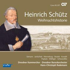 Dresden Baroque Orchestra - Schutz: Weihnachthistorie