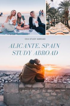 A student in Alicante shares her process for getting accustomed to a new city when studying abroad. Places To Travel, Places To See, French Alps, New City, Cinque Terre, French Riviera, Travel Information, Alicante, Spain Travel