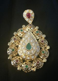 Traditional Moroccan Pendent