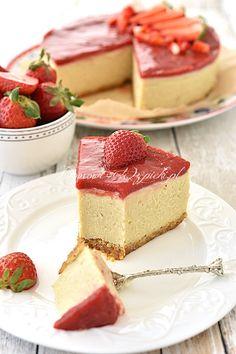 Detox Recipes, Healthy Recipes, Artisan Food, Vanilla Cake, Cake Recipes, Cheesecake, Food And Drink, Cooking Recipes, Sweets