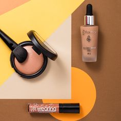 What do you say to a smooth and natural start to the new week? #blush #lipstick #foundation #makeup #nude #flormar