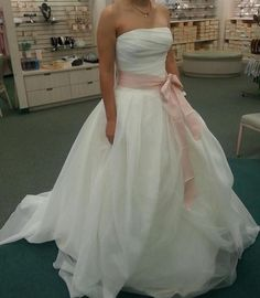 960e0e336170 VW351178 - Google Search White By Vera Wang, Gowns With Sleeves, New Wedding  Dresses