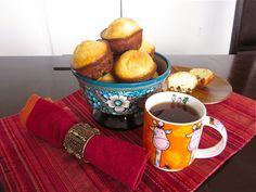 Невыразимая легкость кулинарного бытия...: Кексы с вишней и изюмом