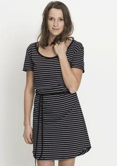 Kleid SHIRTDRESS #STRIPES