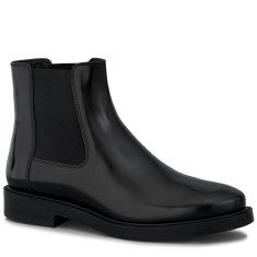 91d1843c6a1bab Ankle boot in LeatherXXW0ZP0V830AKTB999 Black Ankle Boots