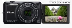 SUPER ZOOM & SHARE!  Nikon COOLPIX S6600: il mondo da una prospettiva diversa. Eseguire straordinari autoritratti è davvero semplice grazie allo schermo ad angolazione variabile della #COOLPIX S6600, progettato in modo specifico per agevolare la composizione di immagini e riprese video con inquadrature dall'alto e dal basso.