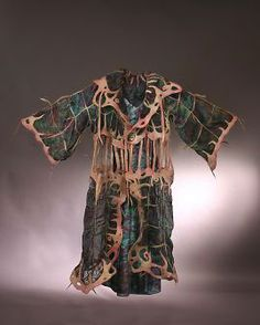 Anne Sheikh 'The Life Aquatic' Dress & Coat