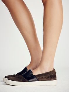 Off Duty Slip-On Sneaker at Free People Clothing Boutique