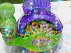 How to make longer lasting bubble mixture for Bubble Machine