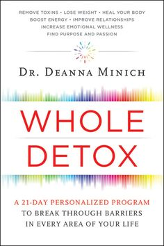 Combining her experience as scientist, researcher, and clinician, internationally recognized health expert Deanna Minich offers a comprehensive, integrative, and personalized approach to detox that helps you heal your unique physical challenges and overcome the life obstacles holding you back from total health and wellness.Most detox programs—from fasts, cleanses and supplements, to elimination diets, organic diets, and saunas—focus on ridding our bodies of the bad foods or chemicals...