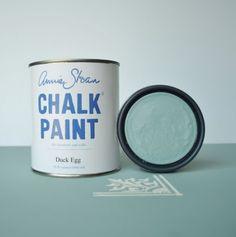 Duck Egg Blue Annie Sloan Chalk Paint $34.95