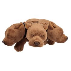 Fluffy Plush | Universal Studios Merchandise