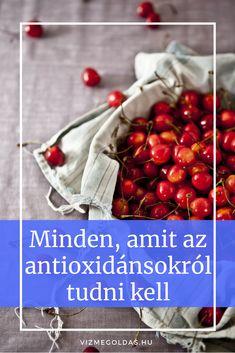 Egészséges táplálkozás - Hogyan működnek az antioxidánsok? Fruit, Vegetables, Health, Food, Salud, Health Care, Veggies, Essen, Vegetable Recipes