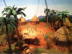 Resultado de imagen para maqueta pueblos originarios