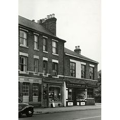 Midland Bank, Nottingham City, City Council, Derbyshire, Image Types, Old Pictures, Historical Photos, Shops, History