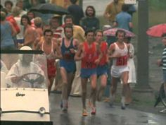 26 Times in a Row - Mens Marathon, Olympic Games, Montreal 1976