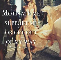 Motivate me - women on topp