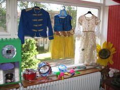 Themahoek Circushoek 04 Nutsschool Maastricht