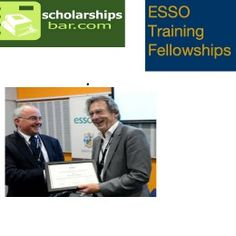 ESSO Training Fellowships in Surgical Oncology for International Fellows , and applications are submitted till31stOctober 2017. The Education & Training Committee of ESSO offers training fellowships in Surgical Onclogy to young surgical oncologistists around the world in the host institute of their choice.