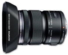 Olympus EZ-M1250 - Objetivo para Micro Cuatro Tercios (distancia focal 12-50mm, apertura f/3.5) color negro: Amazon.es: Electrónica