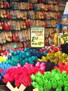 Flower market, Amsterdam  . ˛ • ° ˛˚˛ *•。★ ˚ ˚*
