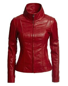 Danier, leather fashion and design.