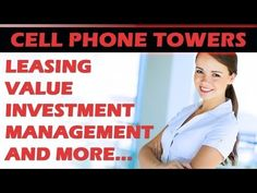 Having a deal for the cell tower lease is usually very complicated, here you'll obtain the best help by the professional team of them.
