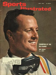 item details: Entire Issuekeywords: Indy Driver A.J. Foyt