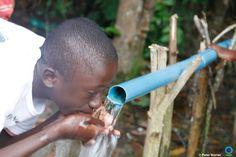 Águas de Pontal: Desperdício de Água