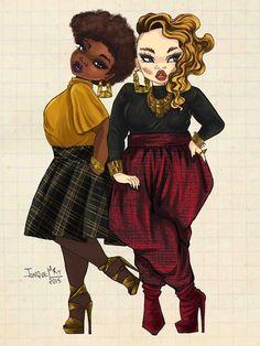 Fly Girls (inspired by Jibri)