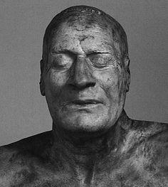 Death Mask of Samuel Johnson (1784)