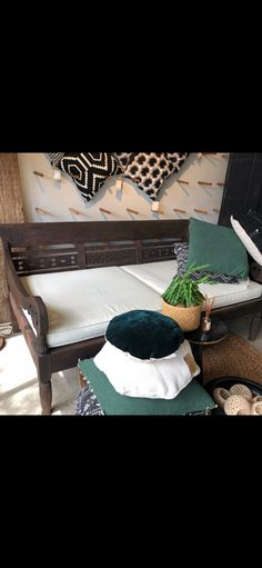 indonesian day bed made in bali