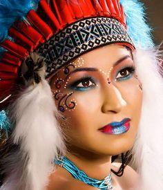 Die 1237 Besten Bilder Von Karneval Makeup Artistry Costume