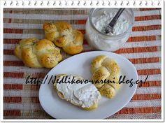 Jedlíkovo vaření: Pomazánka z nivy