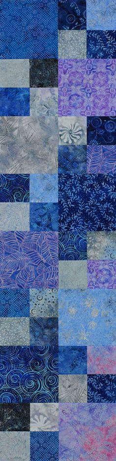 Free Batik Quilt Patterns, maybe Christmas or red, white and blue