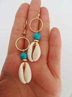 Pendientes de plumas de moda hazlo tú mismo Decoración Mar Vacaciones pendiente con Borla y pendientes