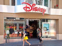 Disney Store - Union Square :: San Francisco Shopping, Dining & Travel Guide :: San Francisco